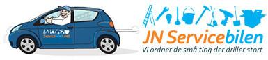 JN Servicebilen Logo